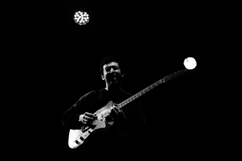 Manuel Troller by Laurent Orseau - Concert - Les Ateliers Claus - Brussels, Belgium #7