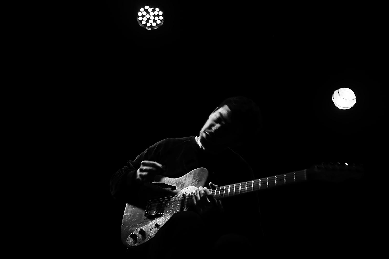 Manuel Troller by Laurent Orseau - Concert - Les Ateliers Claus - Brussels, Belgium #8