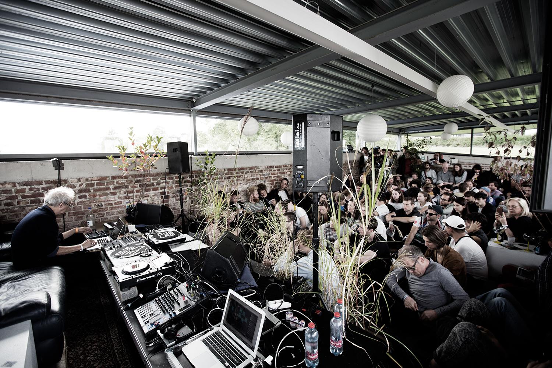 Marc Hollander - Meakusma Festival - Alter Schlachthof - Eupen, Belgium