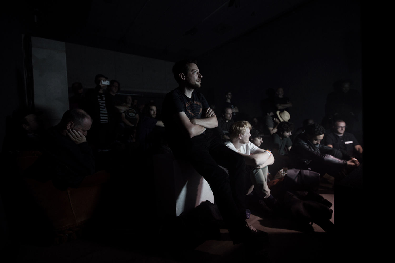 Maria W Horn by Laurent Orseau - Meakusma Festival - Alter Schlachthof - Eupen, Belgium #8