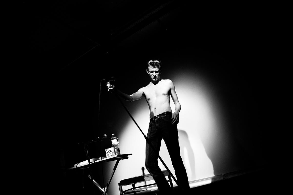 Mark Wynn by Laurent Orseau - Les Ateliers Claus - Brussels, Belgium #4