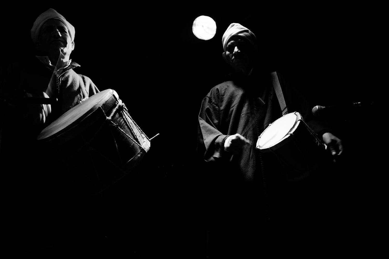 Master Musicians Of Jajouka by Laurent Orseau - Les Ateliers Claus - Brussels, Belgium #11