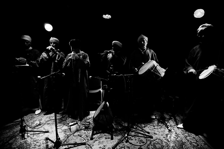 Master Musicians Of Jajouka by Laurent Orseau - Les Ateliers Claus - Brussels, Belgium #2