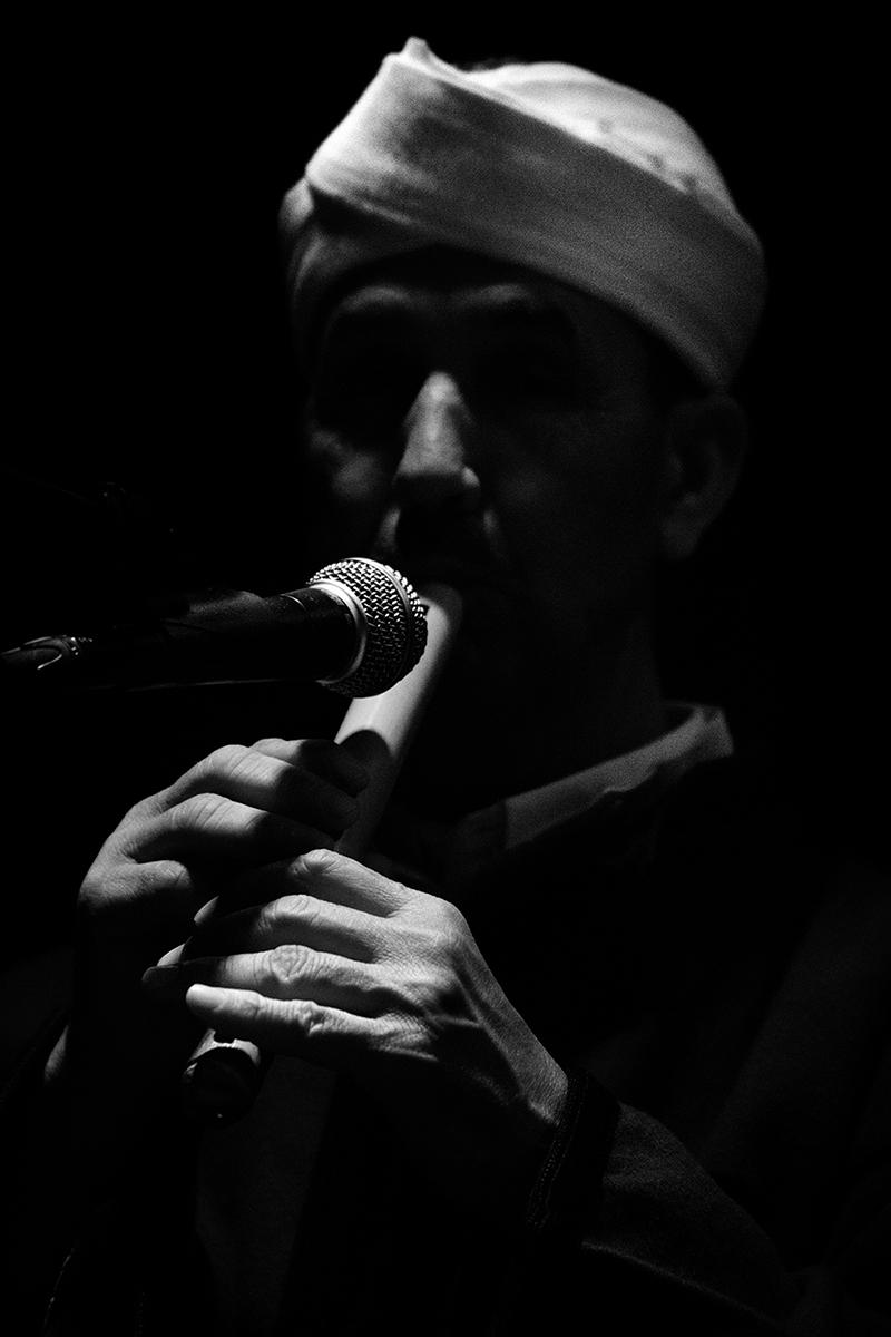 Master Musicians Of Jajouka by Laurent Orseau - Les Ateliers Claus - Brussels, Belgium #21