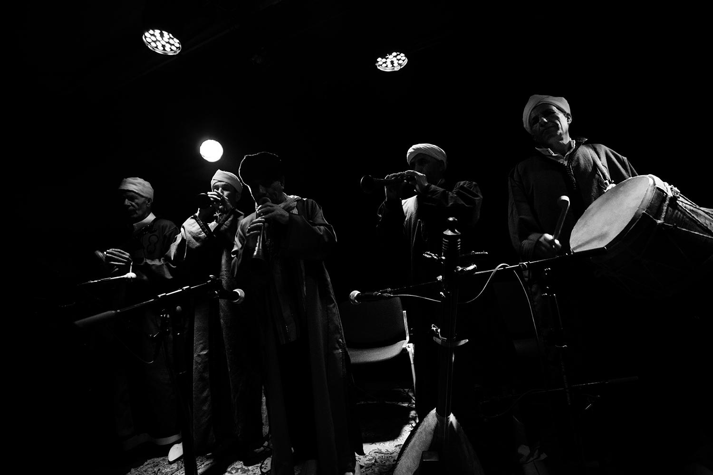 Master Musicians Of Jajouka by Laurent Orseau - Les Ateliers Claus - Brussels, Belgium #4