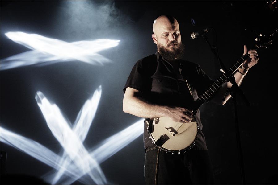 Matt Bauer by Laurent Orseau - Concert - Nouveau Casino - Paris, France #7