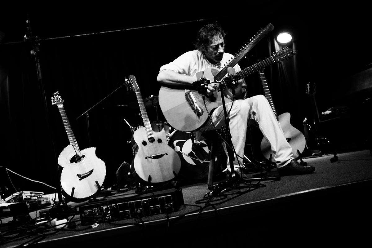 Michel Gentils by Laurent Orseau - Concert - Instants Chavirés - Montreuil, France #3