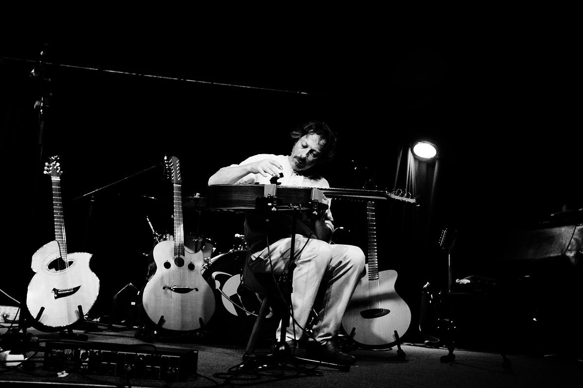 Michel Gentils by Laurent Orseau - Concert - Instants Chavirés - Montreuil, France #4