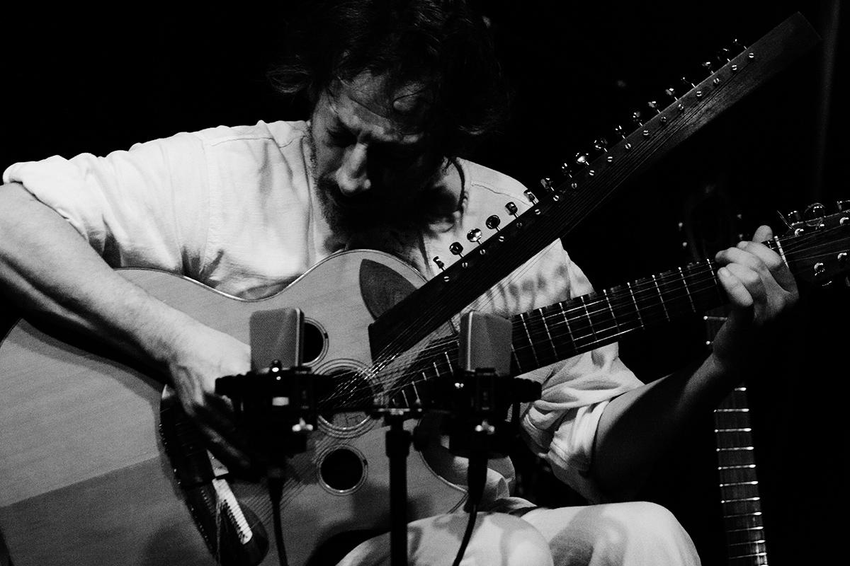 Michel Gentils by Laurent Orseau - Concert - Instants Chavirés - Montreuil, France #6