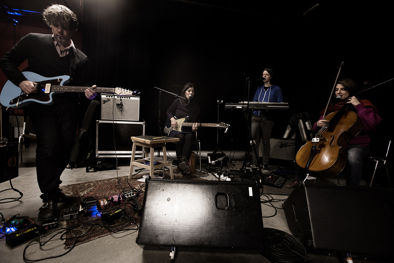 Midget ! by Laurent Orseau - Rehearsal - Les Ateliers Claus - Brussels, Belgium #1