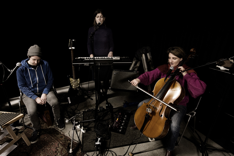 Midget ! by Laurent Orseau - Rehearsal - Les Ateliers Claus - Brussels, Belgium #10