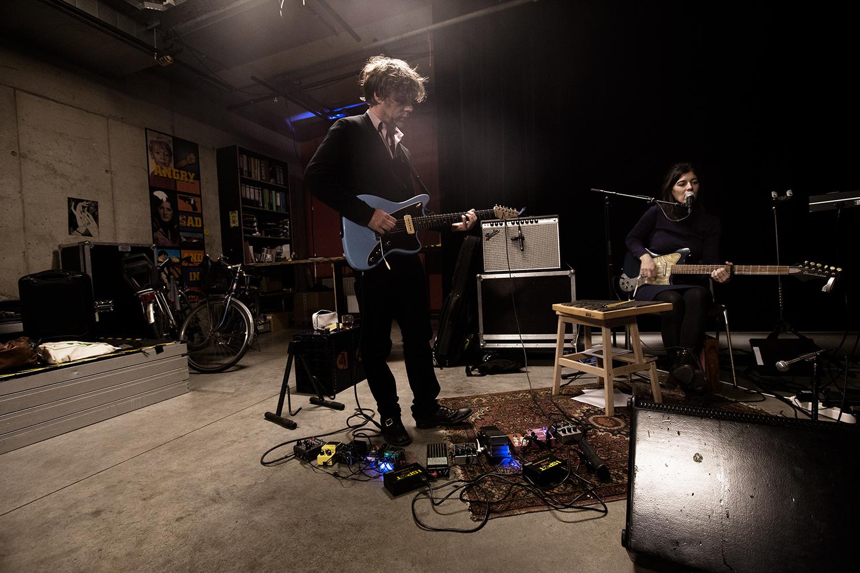 Midget ! by Laurent Orseau - Rehearsal - Les Ateliers Claus - Brussels, Belgium #13