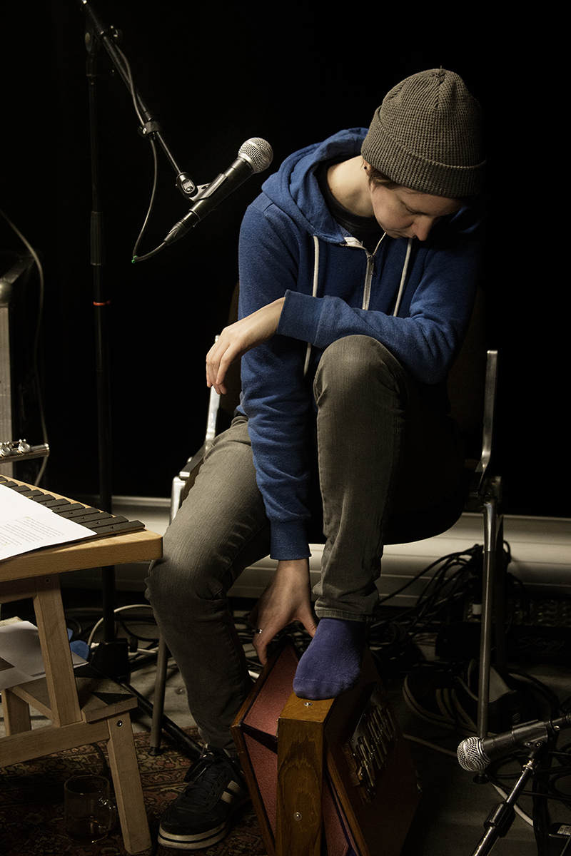 Midget ! by Laurent Orseau - Rehearsal - Les Ateliers Claus - Brussels, Belgium #20