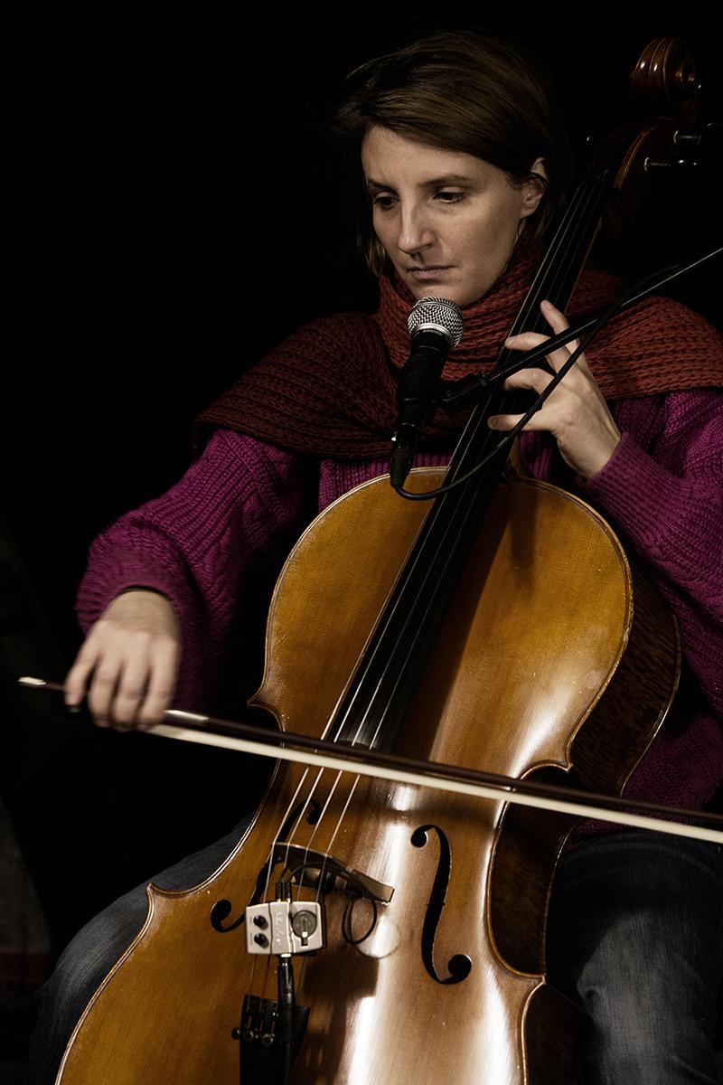 Midget ! by Laurent Orseau - Rehearsal - Les Ateliers Claus - Brussels, Belgium #21
