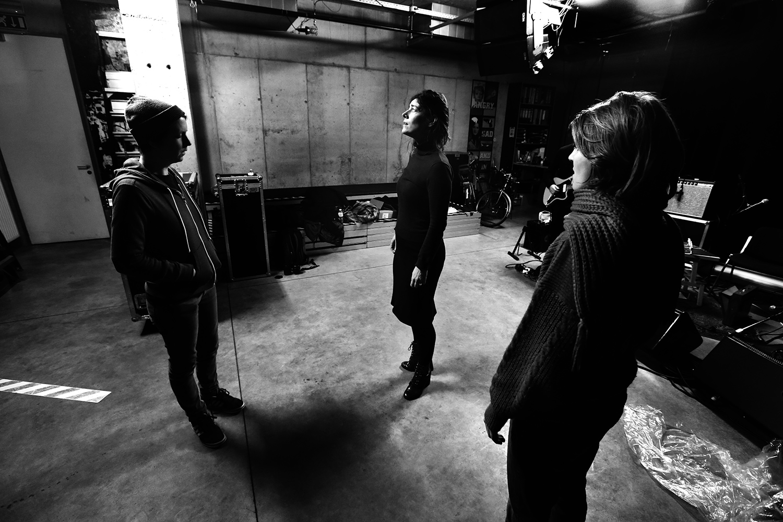 Midget ! by Laurent Orseau - Rehearsal - Les Ateliers Claus - Brussels, Belgium #23
