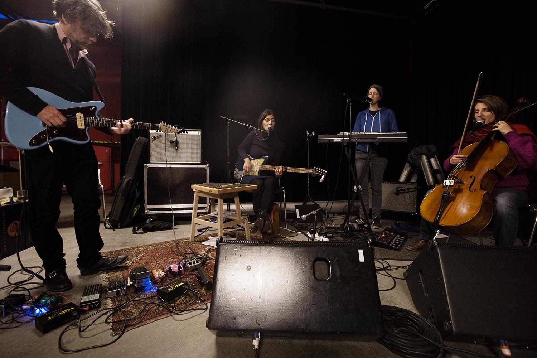 Midget ! by Laurent Orseau - Rehearsal - Les Ateliers Claus - Brussels, Belgium #3