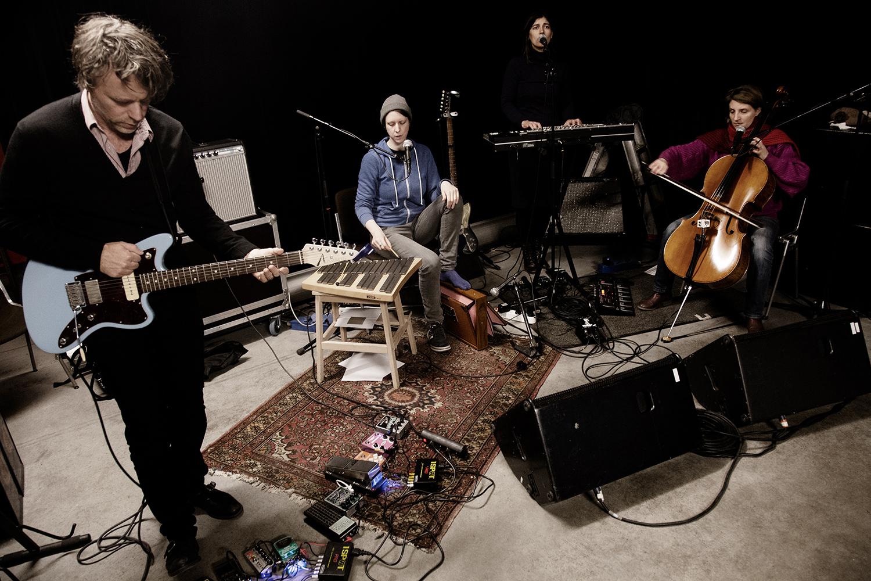 Midget ! by Laurent Orseau - Rehearsal - Les Ateliers Claus - Brussels, Belgium #5