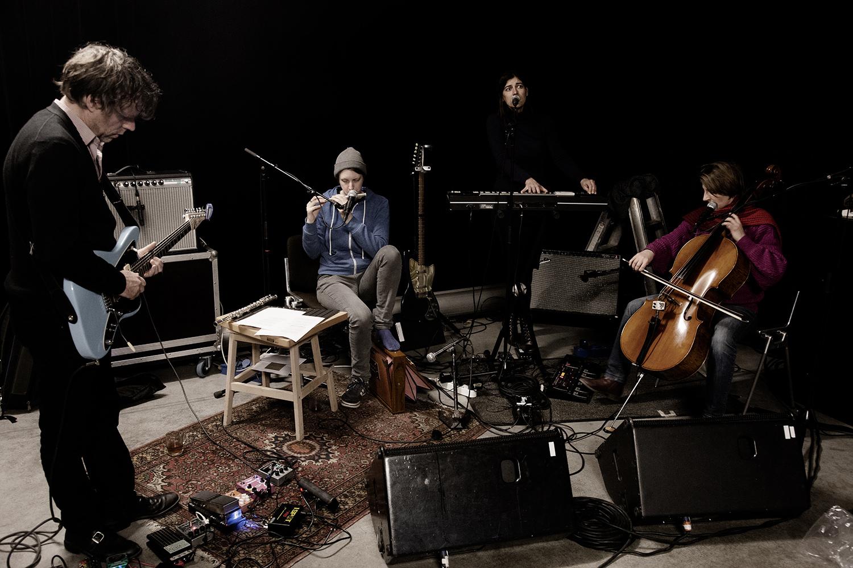 Midget ! by Laurent Orseau - Rehearsal - Les Ateliers Claus - Brussels, Belgium #6
