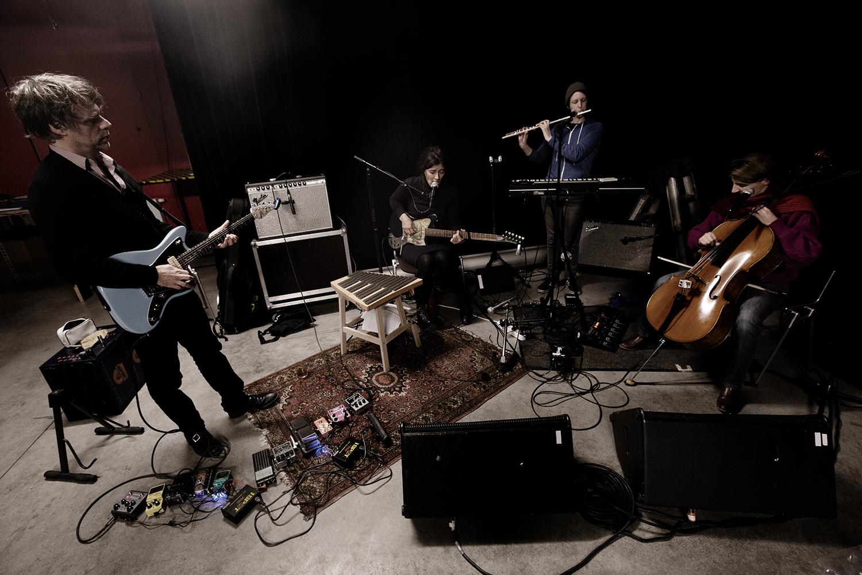 Midget ! by Laurent Orseau - Rehearsal - Les Ateliers Claus - Brussels, Belgium #7