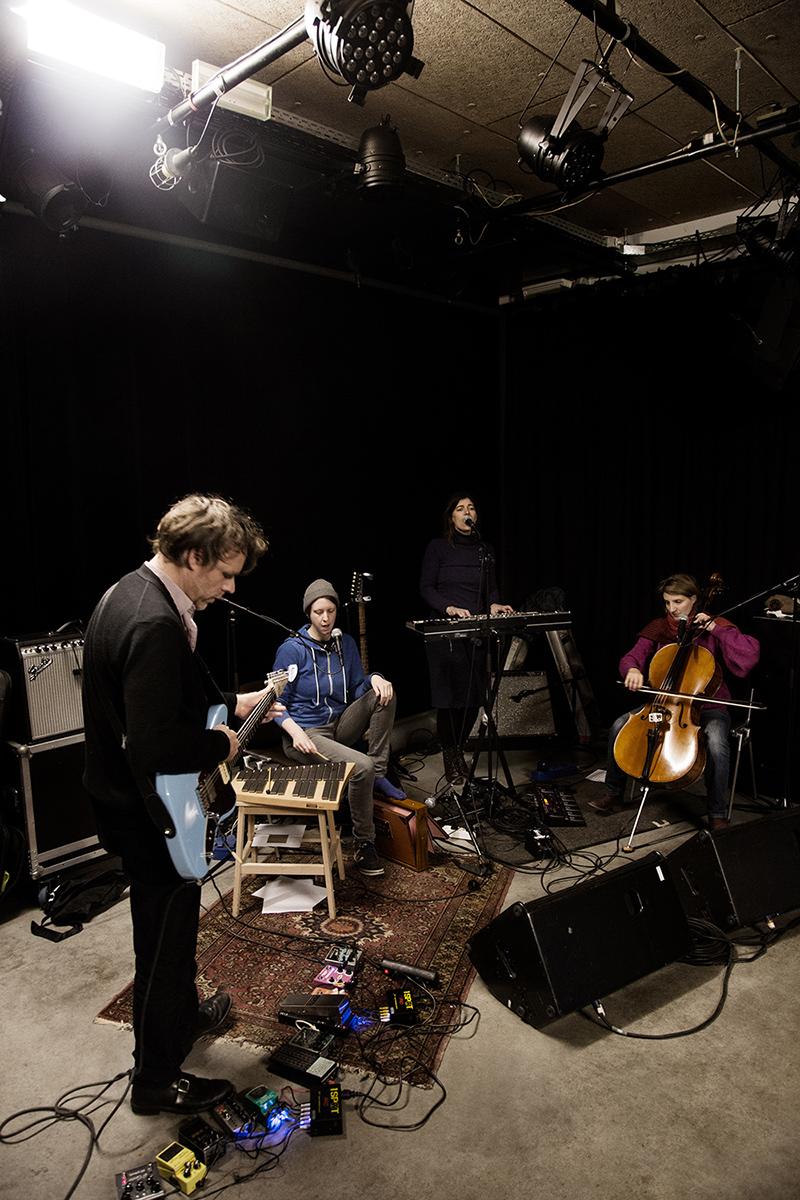 Midget ! by Laurent Orseau - Rehearsal - Les Ateliers Claus - Brussels, Belgium #9
