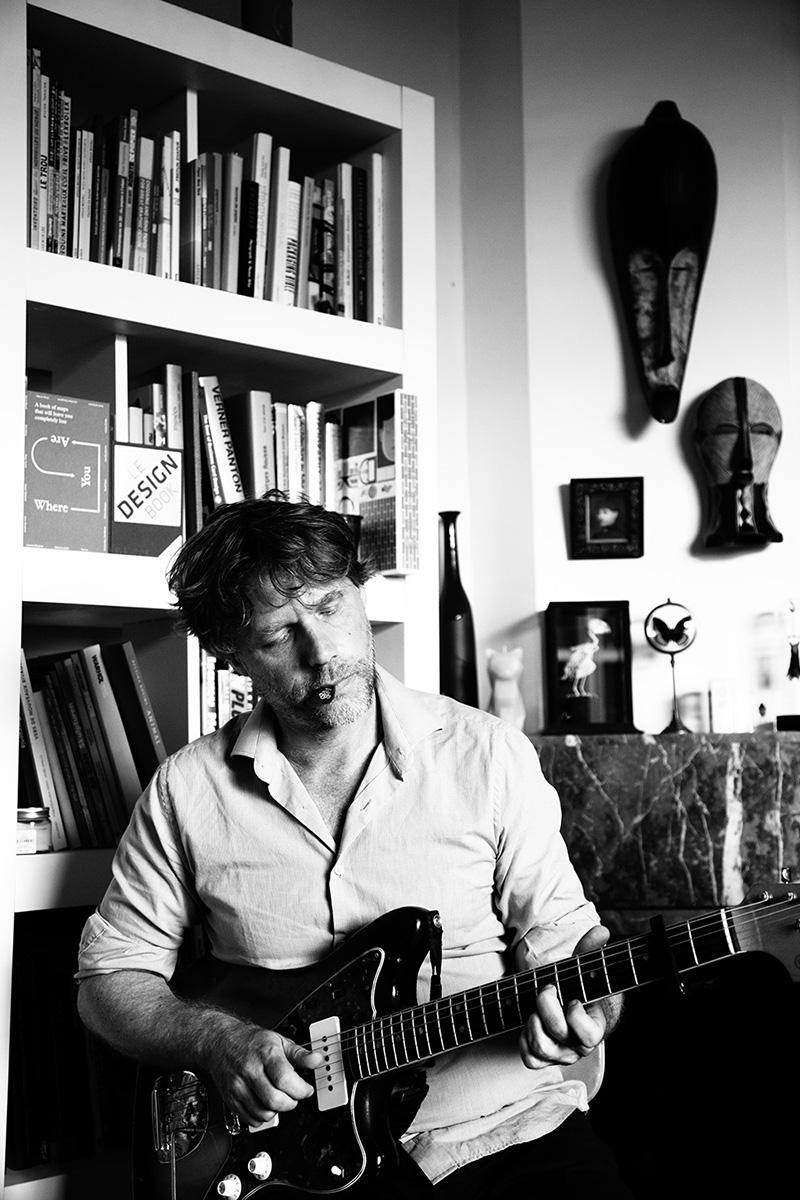 Midget ! by Laurent Orseau - House Concert - Brussels, Belgium #12