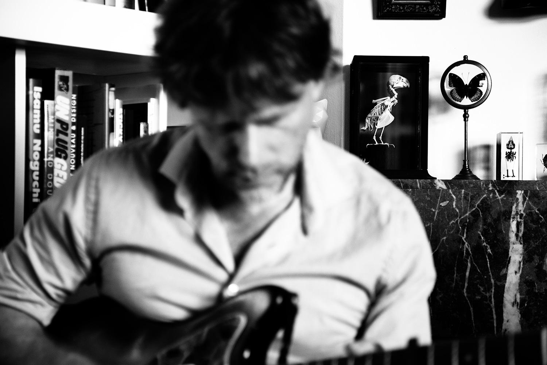 Midget ! by Laurent Orseau - House Concert - Brussels, Belgium #16