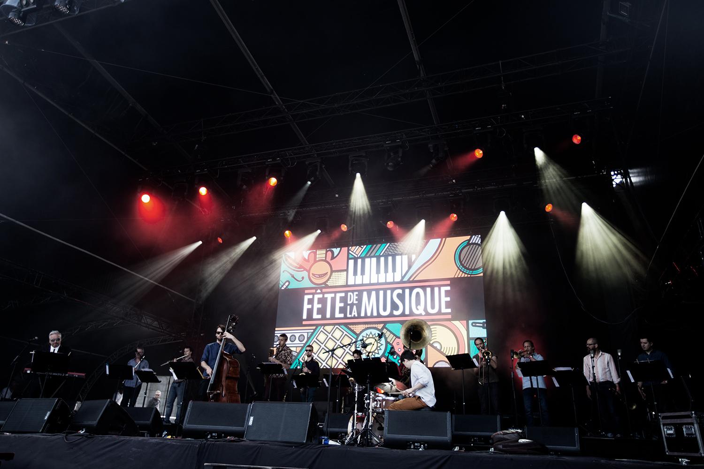 MIKMÂÄK by Laurent Orseau - Fête de la Musique - Parc du Cinquantenaire - Brussels, Belgium #4