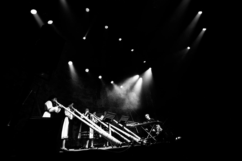 Milan Warmoeskerken & The Tulnic Ensemble Of Avram Iancu by Laurent Orseau - Europalia - Les Brigittines with Les Ateliers Claus - Brussels, Belgium #5