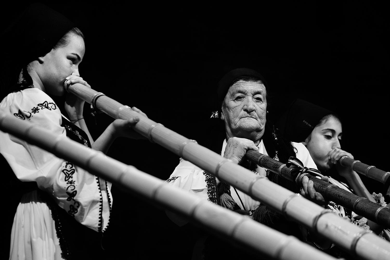 Milan Warmoeskerken & The Tulnic Ensemble Of Avram Iancu by Laurent Orseau - Europalia - Les Brigittines with Les Ateliers Claus - Brussels, Belgium #7