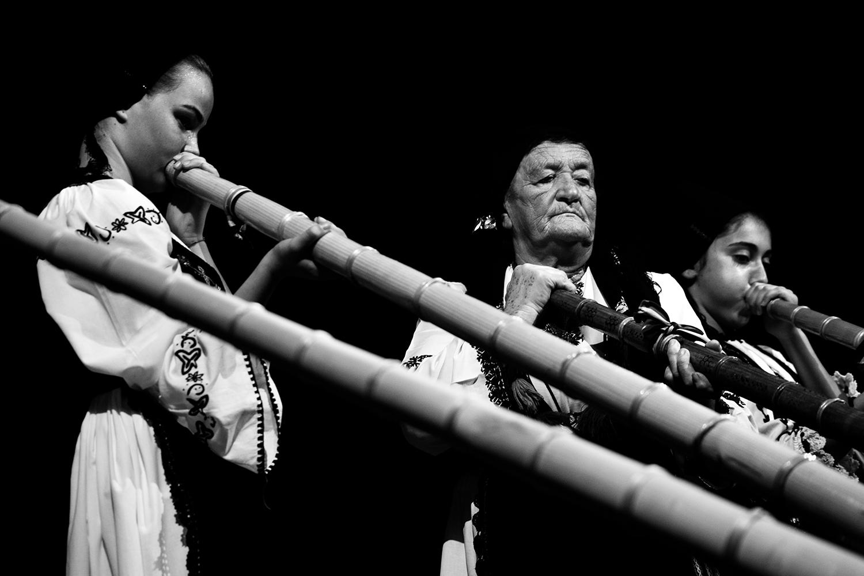 Milan Warmoeskerken & The Tulnic Ensemble Of Avram Iancu by Laurent Orseau - Europalia - Les Brigittines with Les Ateliers Claus - Brussels, Belgium #8