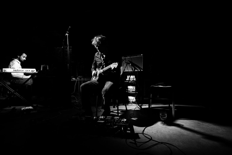 Mocke by Laurent Orseau - Concert - Les Ateliers Claus - Brussels, Belgium #3