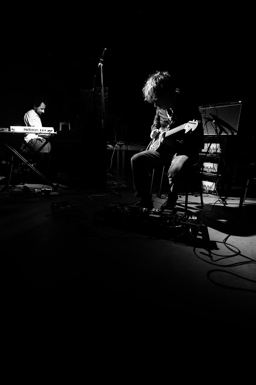 Mocke by Laurent Orseau - Concert - Les Ateliers Claus - Brussels, Belgium #4