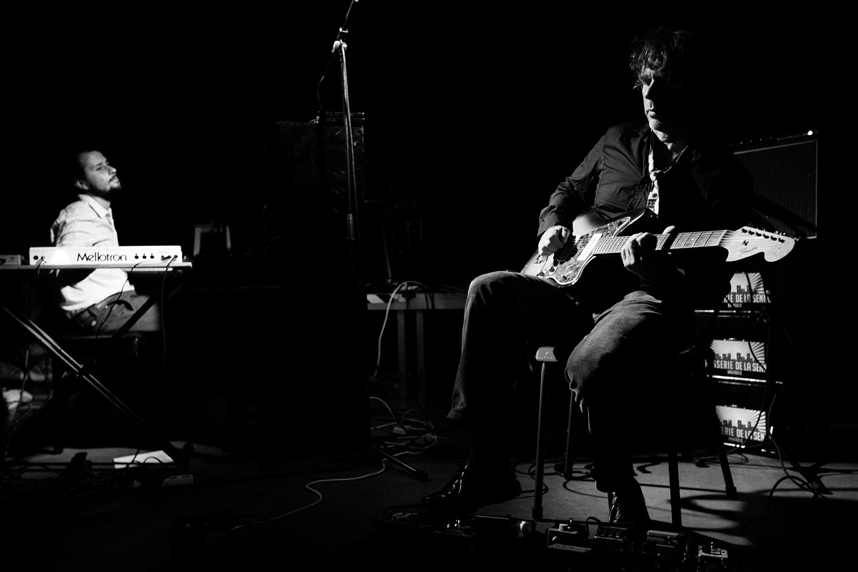 Mocke by Laurent Orseau - Concert - Les Ateliers Claus - Brussels, Belgium #6