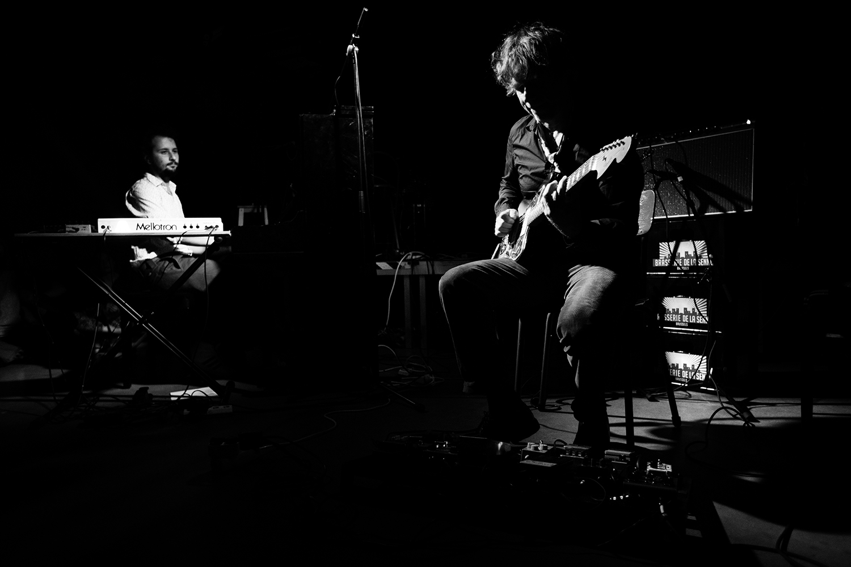 Mocke by Laurent Orseau - Concert - Les Ateliers Claus - Brussels, Belgium #7