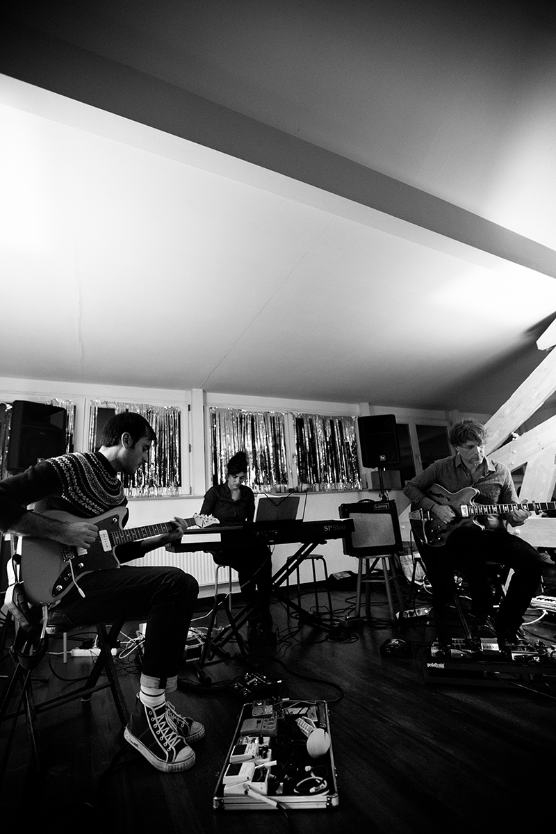 Mocke Trio by Laurent Orseau - House Concert - Brussels, Belgium #1