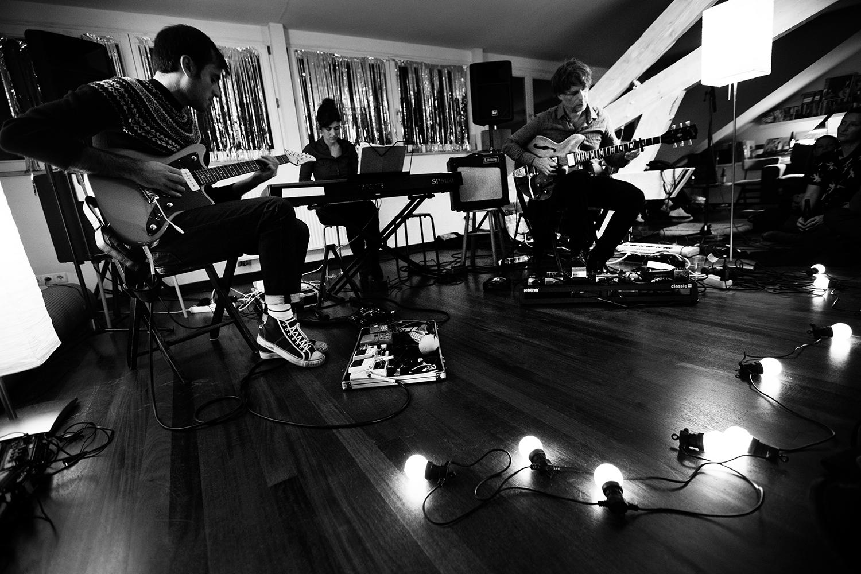 Mocke Trio by Laurent Orseau - House Concert - Brussels, Belgium #2