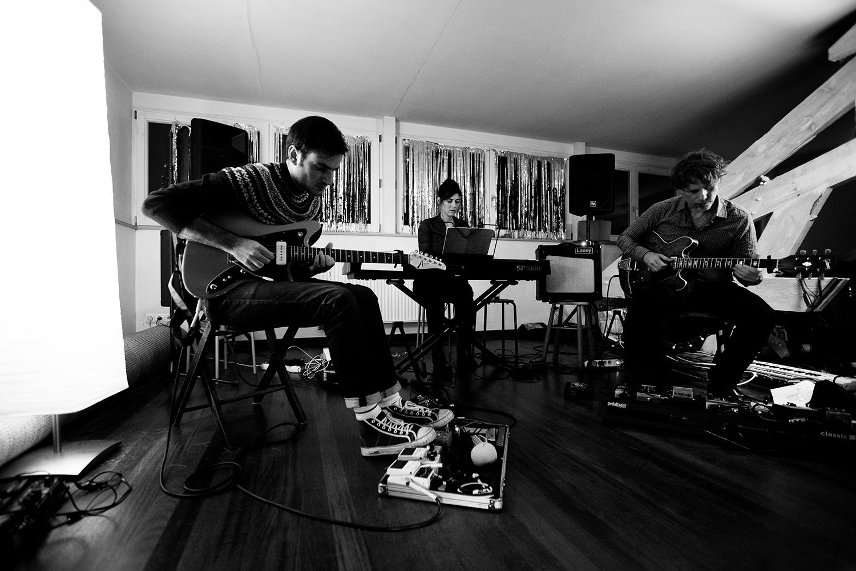 Mocke Trio by Laurent Orseau - House Concert - Brussels, Belgium #3