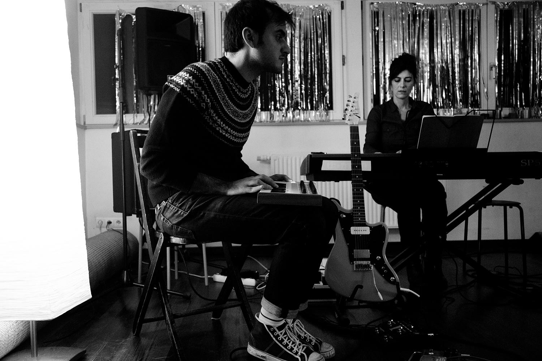 Mocke Trio by Laurent Orseau - House Concert - Brussels, Belgium #4