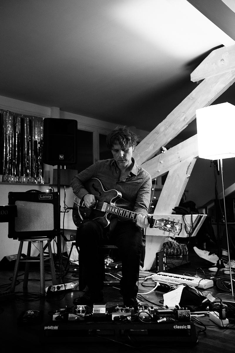 Mocke Trio by Laurent Orseau - House Concert - Brussels, Belgium #6