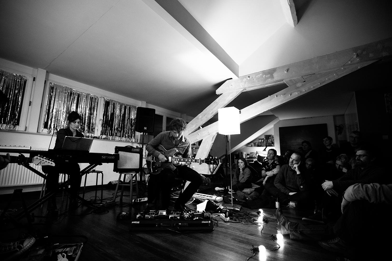 Mocke Trio by Laurent Orseau - House Concert - Brussels, Belgium #9