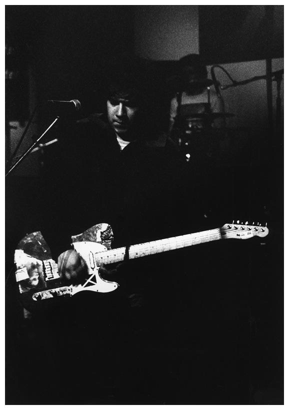 Mogwai by Laurent Orseau - Black Sessions - La Maison de la Radio - Paris, France #2