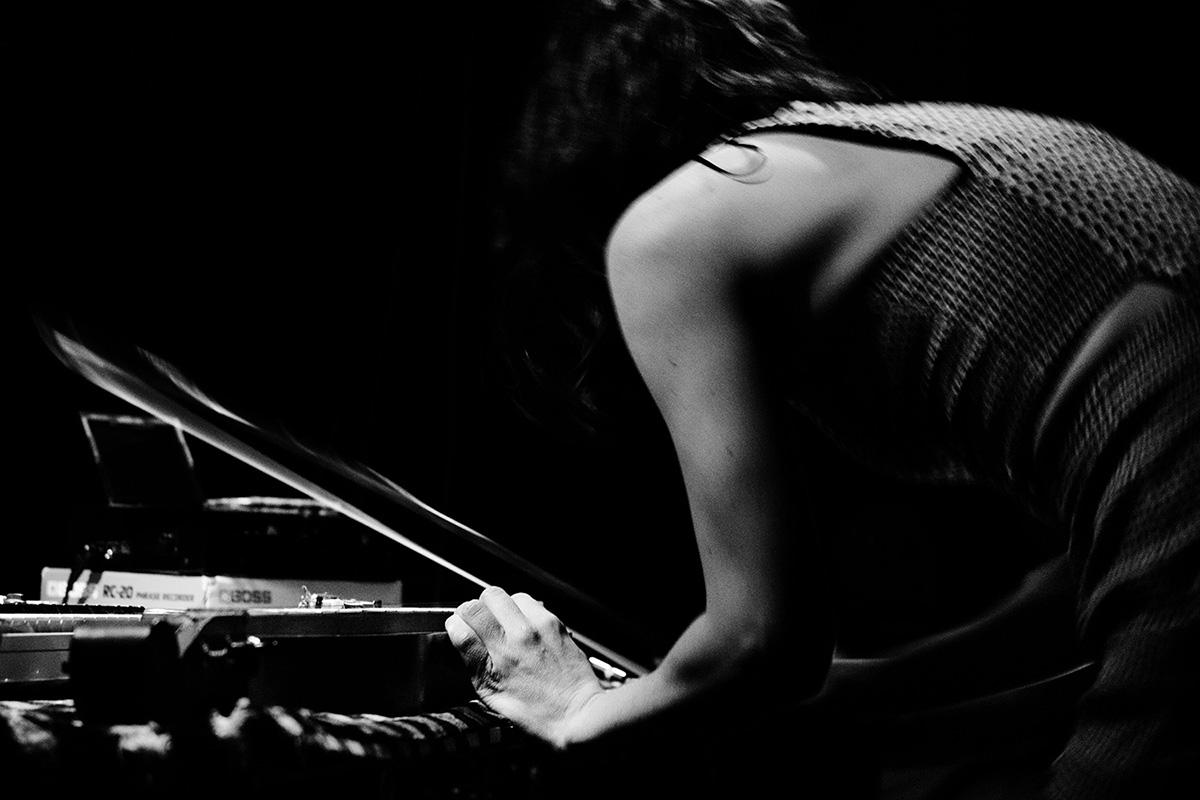 Monteisola by Laurent Orseau - Concert - Les Ateliers Claus - Brussels, Belgium #12
