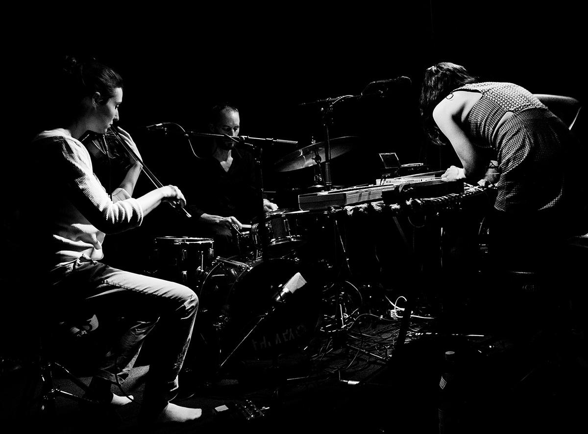 Monteisola by Laurent Orseau - Concert - Les Ateliers Claus - Brussels, Belgium #3