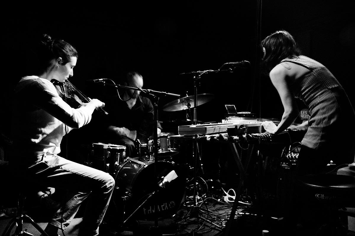 Monteisola by Laurent Orseau - Concert - Les Ateliers Claus - Brussels, Belgium #4