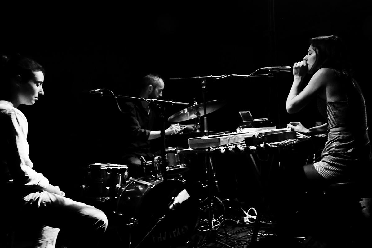 Monteisola by Laurent Orseau - Concert - Les Ateliers Claus - Brussels, Belgium #5