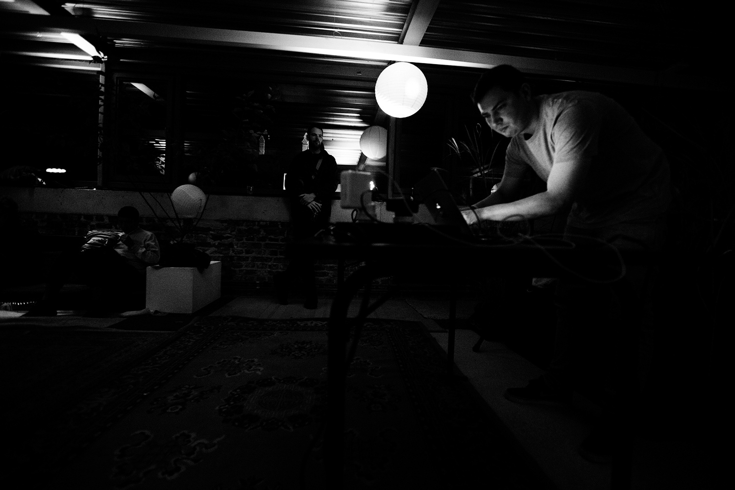 Mosam Howieson by Laurent Orseau - Meakusma Festival - Alter Schlachthof - Eupen, Belgium #3
