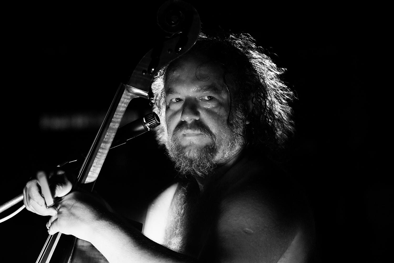 Mr Marcaille by Laurent Orseau - Illegaal Festivaal - Les Ateliers Claus - WTC - Brussels, Belgium #8