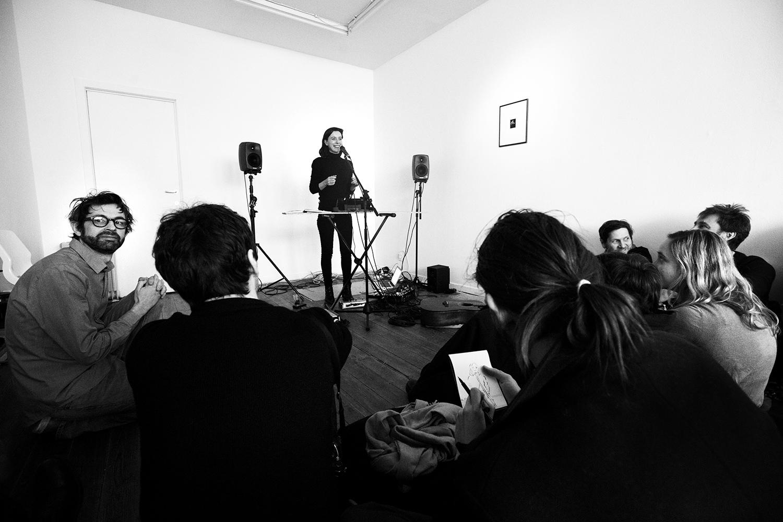 Myriam Pruvot by Laurent Orseau - 10/12 - Brussels, Belgium #3