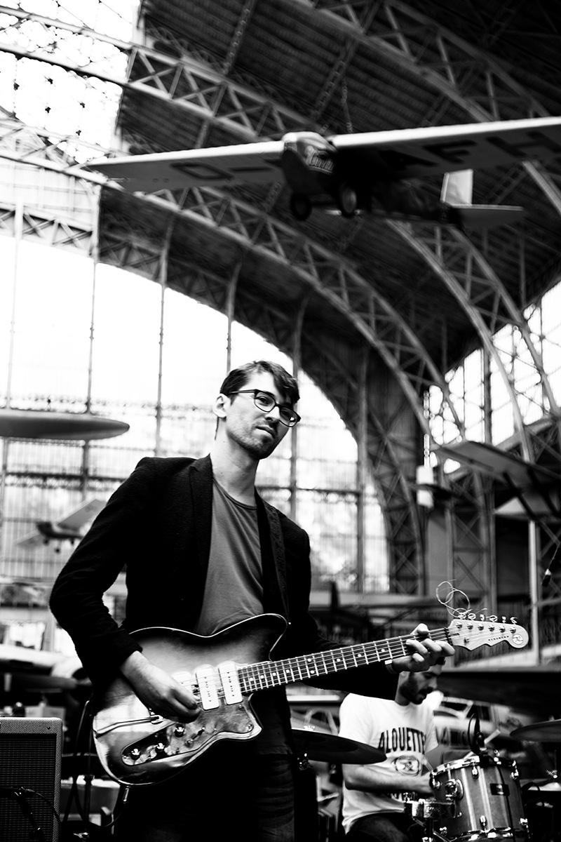 Nicolas Michaux by Laurent Orseau - Fête de le Musique - Parc du Cinquantenaire - Brussels, Belgium #10