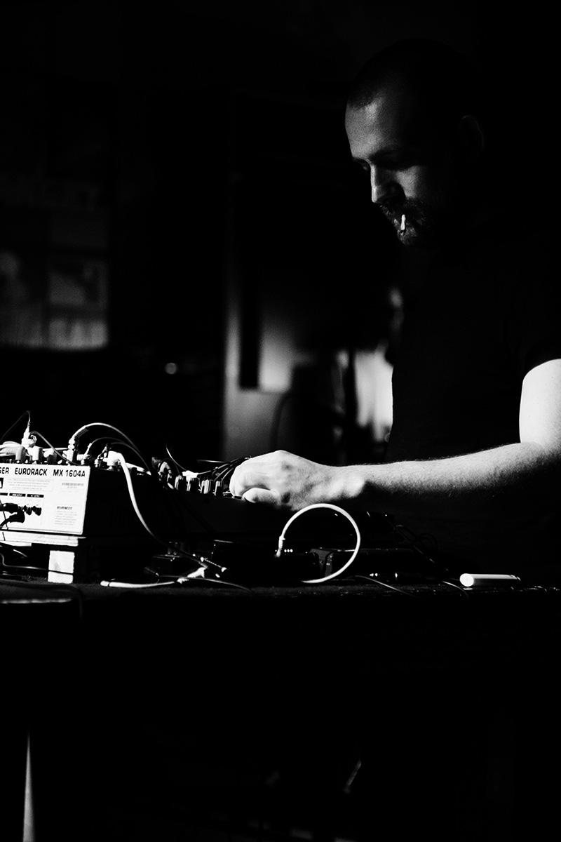 Nuances d'engrais by Laurent Orseau - Concert - Les Ateliers Claus - Brussels, Belgium #6